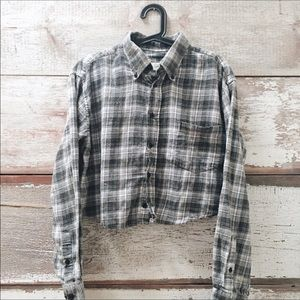 Urban Outfitters // urban renewal flannel